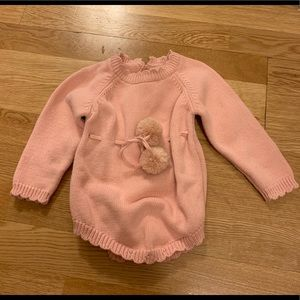 Other - April Moon Sweater body suit 9mos